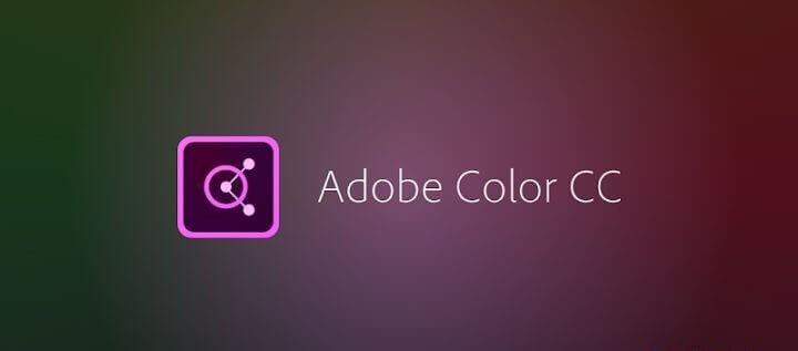 Adobe Color CC: l'applicazione di Adobe per costruire delle palette colore