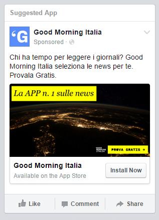 be-wizard good morning italia