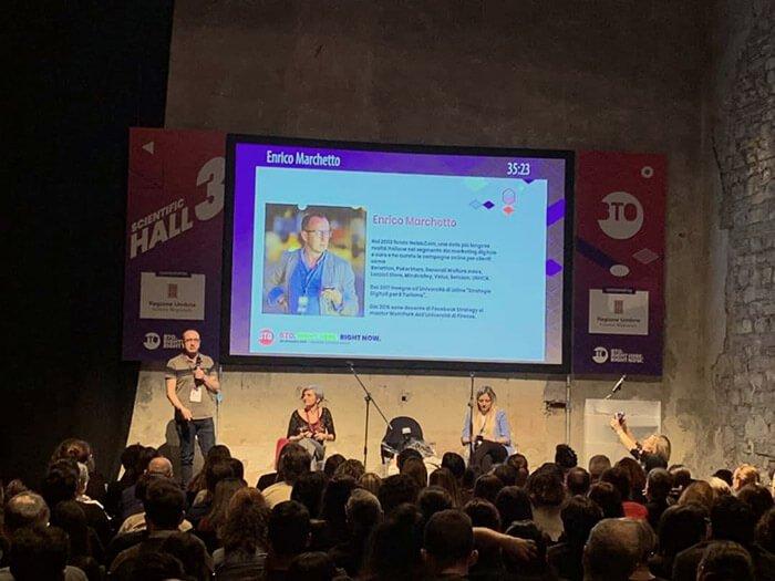Il palco del BTO 11 di Firenze