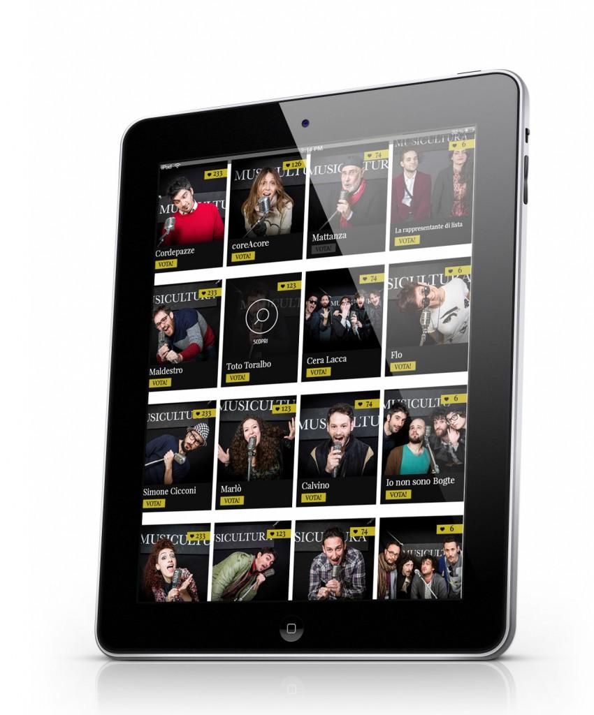 musicultura device facebook app