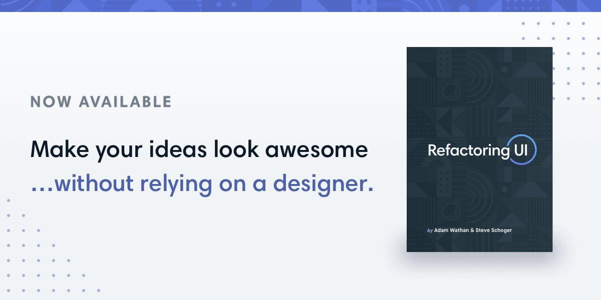 Copertina del libro Refactoring UI